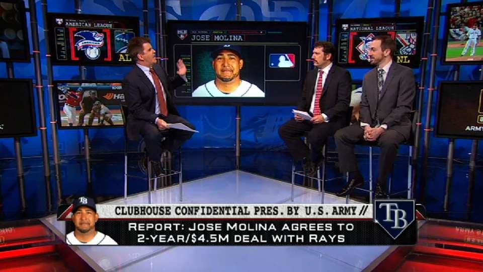 Petriello and Jaffe on Clubhouse