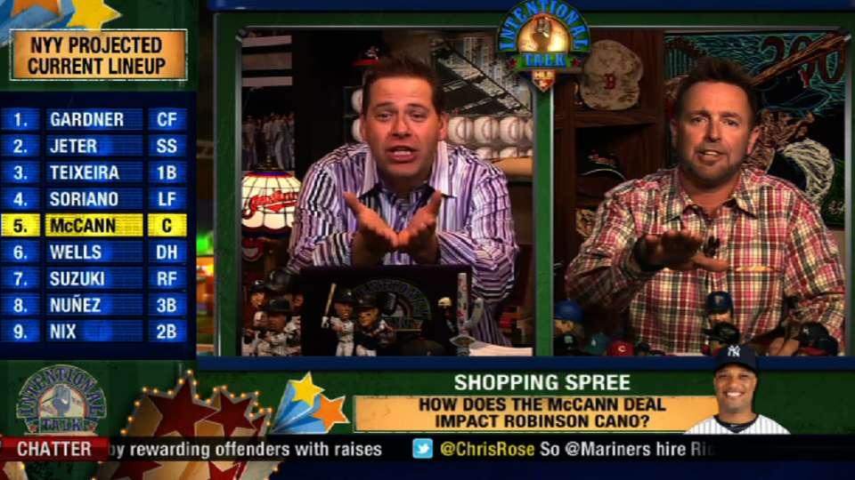 Show Biz: Brian McCann