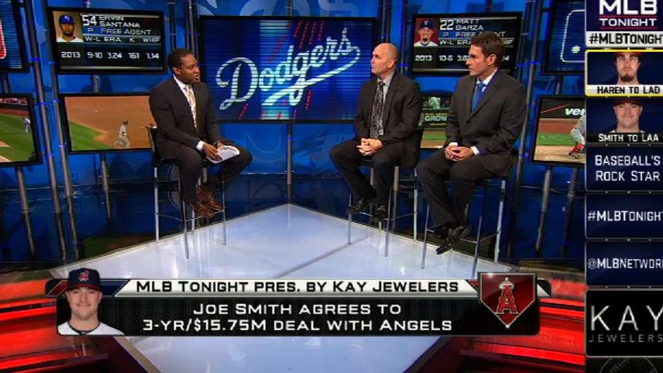 MLB Tonight on Smith, Haren