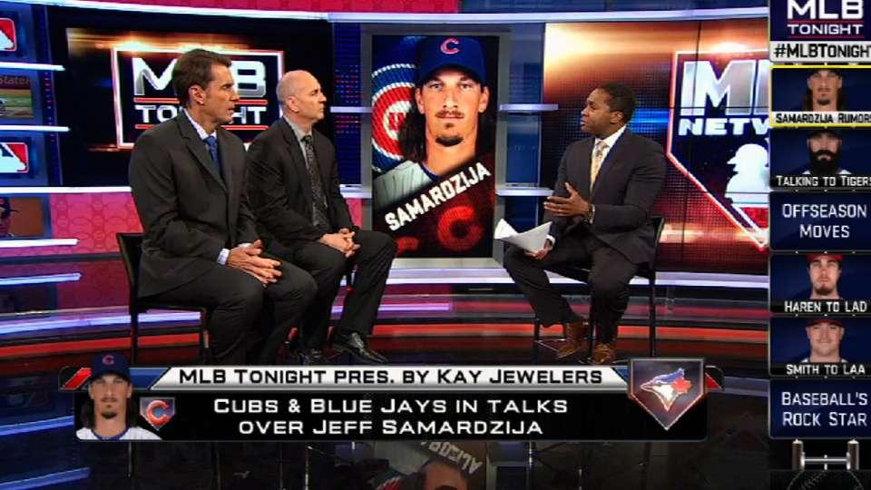 MLB Tonight on posting system