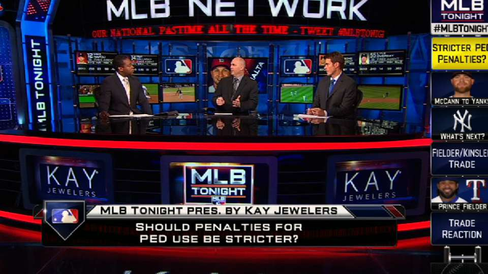MLB Tonight on Peralta to Cards