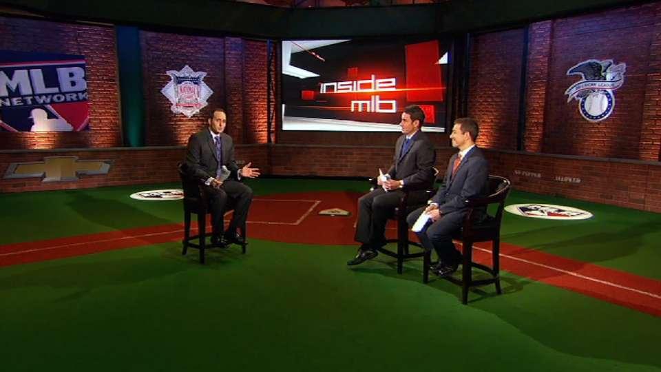 11/25: Inside MLB roundtable