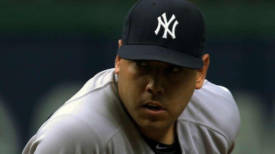 Nuno at the Arizona Fall League