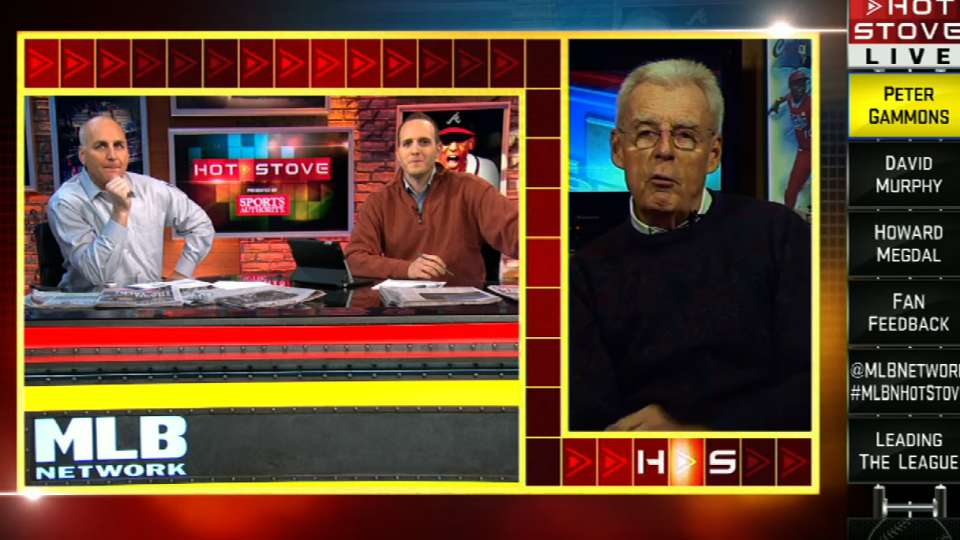 Peter Gammons on Hot Stove