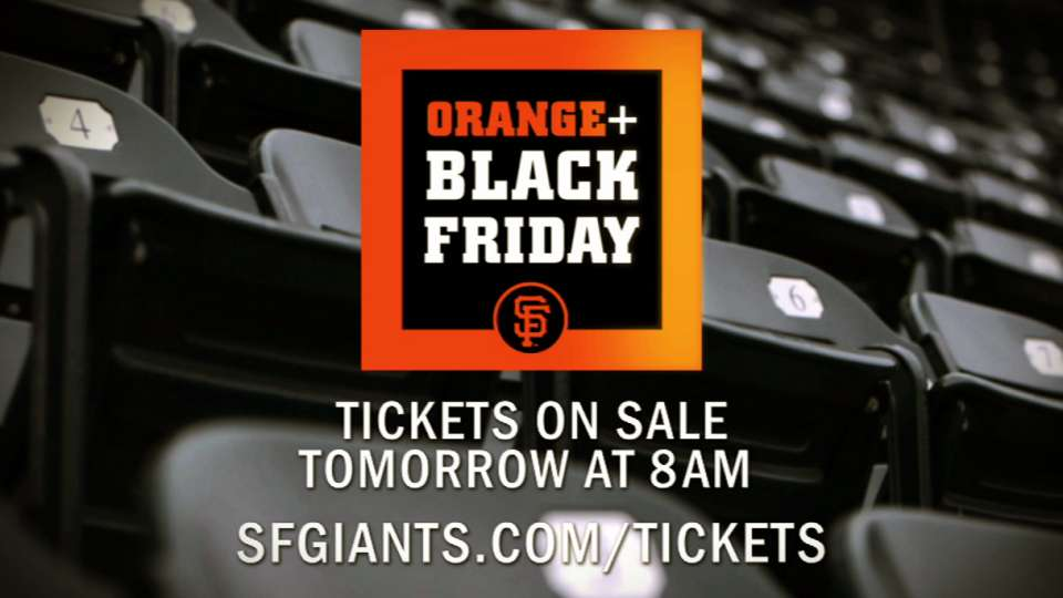 Orange and Black Friday