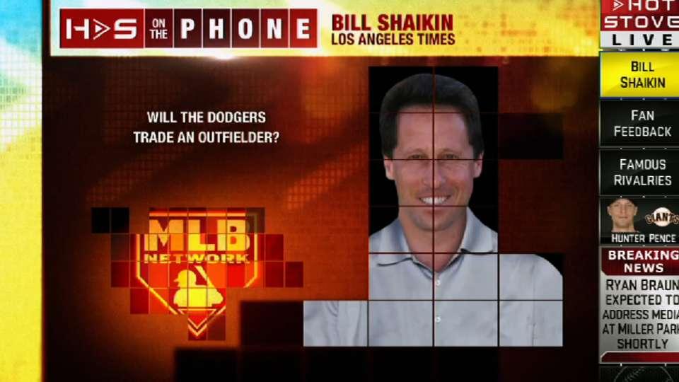 Bill Shaikin on Hot Stove