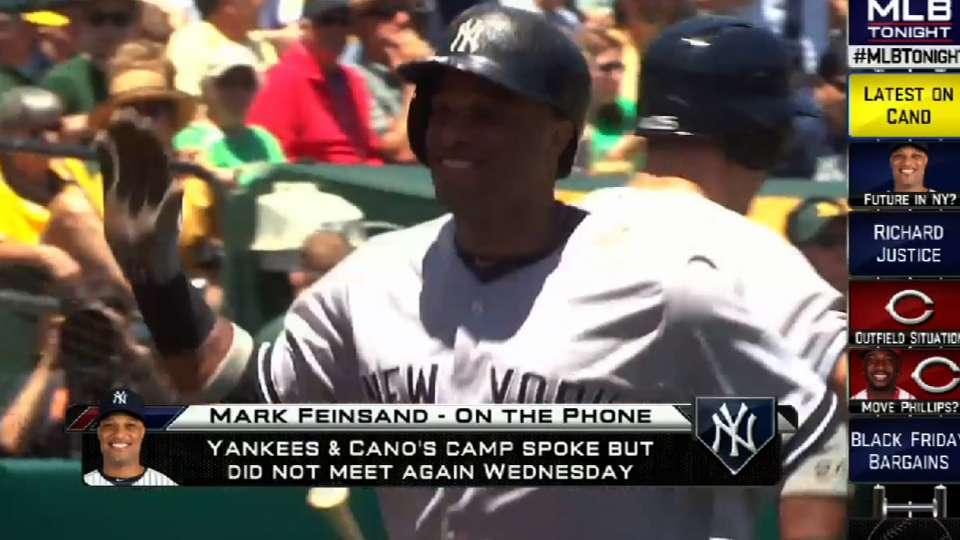 Feinsand with the latest on Cano
