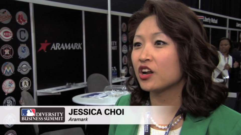Jessica Choi on Diversity Summit