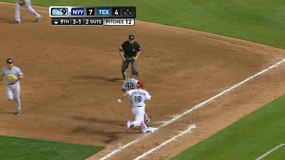 Mo closes it out