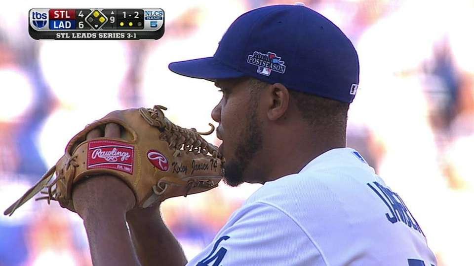 Dodgers stave off elimination