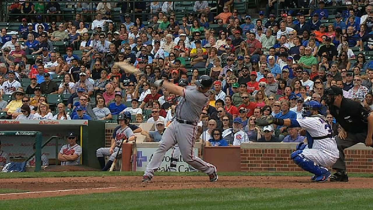 2ccfa751cf5 Yankees  Brian McCann has  positive memories  of time with Braves ...