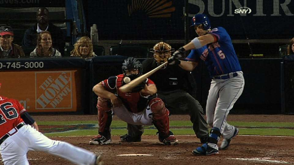 Mets' long homers from 2013