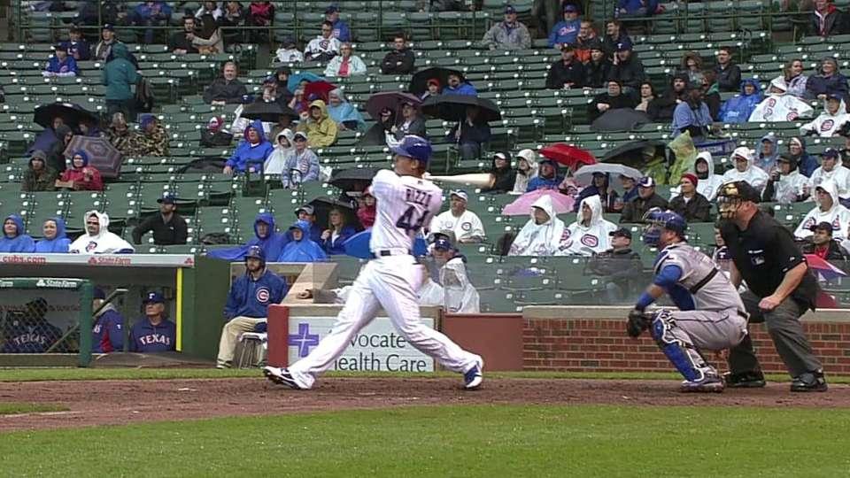 Rizzo's two-run shot