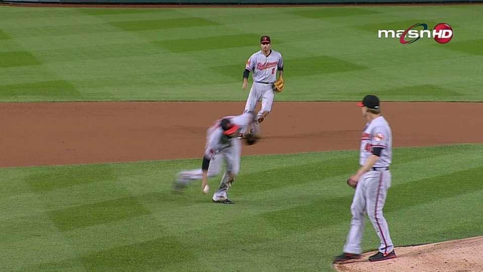 Machado's great play