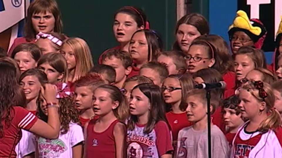 Pevely Elementary School Choir