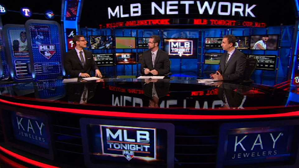 MLB Tonight Contracts Returned