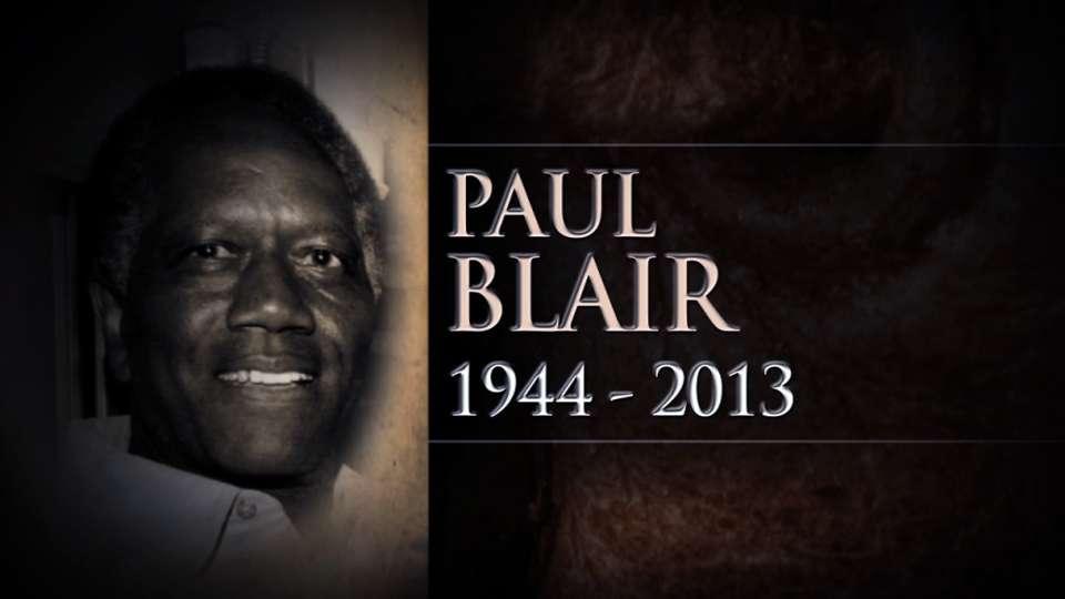 MLB Tonight remembers Paul Blair
