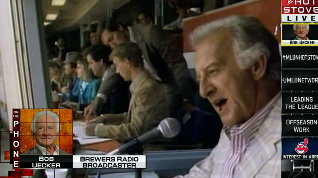 Ever The Storyteller Bob Uecker Reflects On 60 Years In Baseball