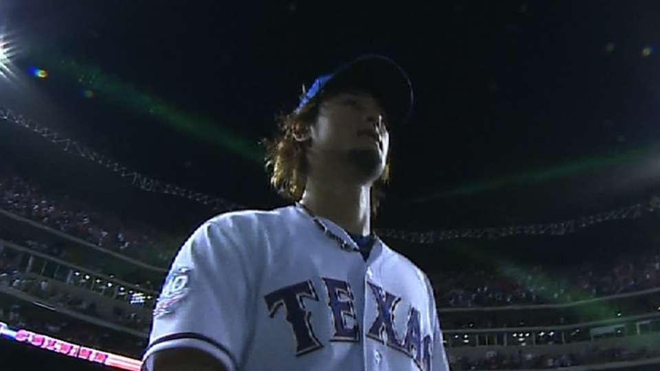 Darvish's stellar start