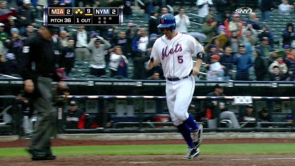 Turner's bases-loaded walk