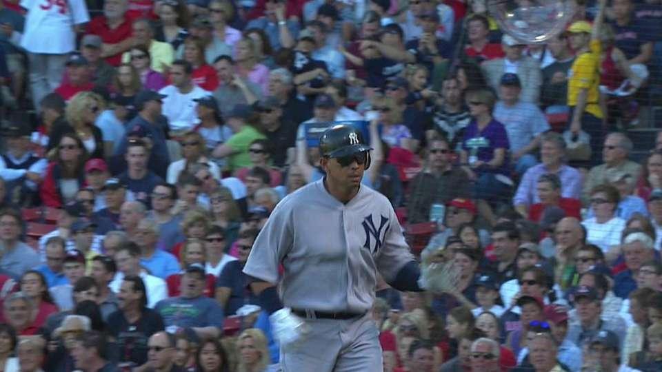 A-Rod's 631st homer