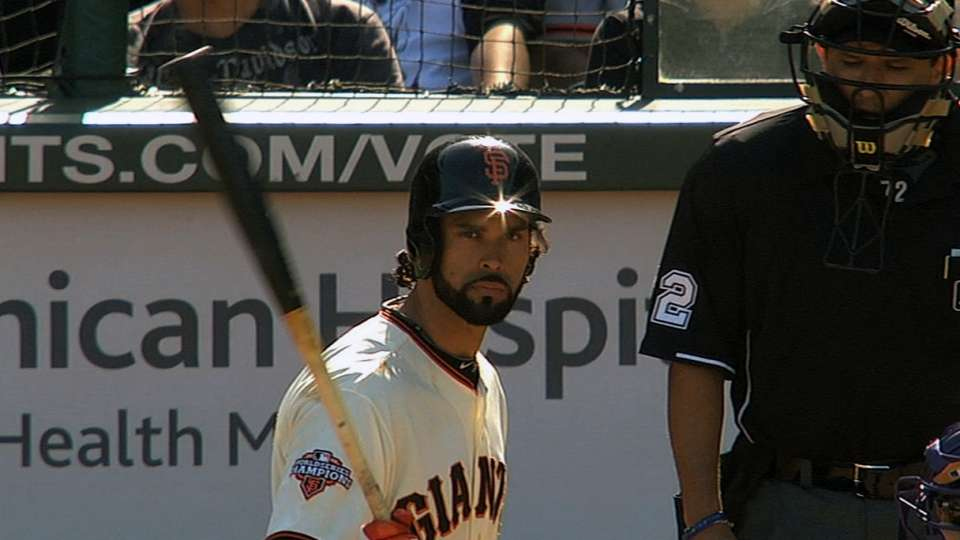 Outlook: Pagan, OF, SF