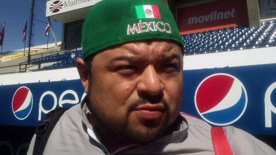 Reyes goza representar a MEX