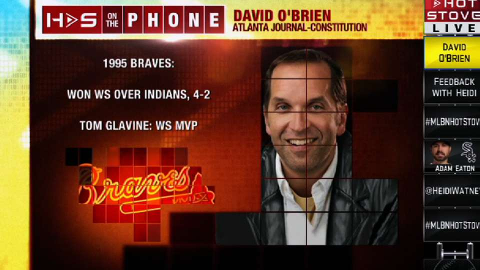 Dave O'Brien on Hot Stove