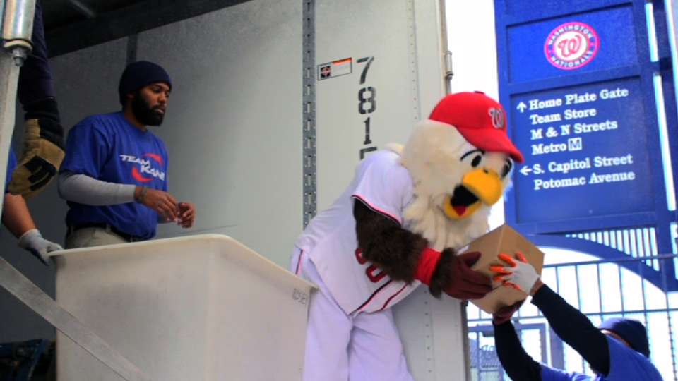 Truck Day at Nationals Park