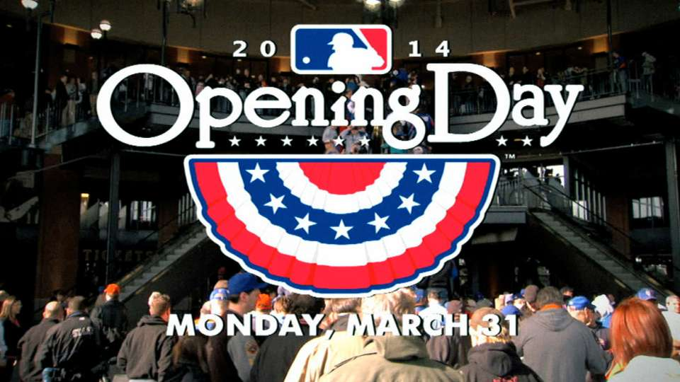 Mets Opening Day at Citi Field