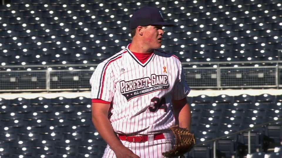 2014 Draft: Tyler Kolek, P