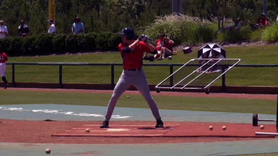 2014 Draft: Bradley Zimmer, OF