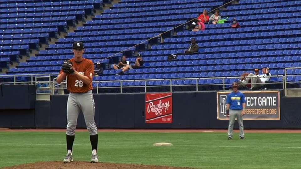 2014 Draft: Scott Blewett, P