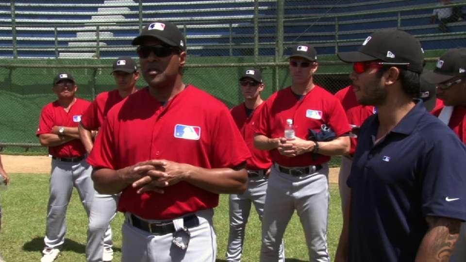 MLB Brazil Elite Camp