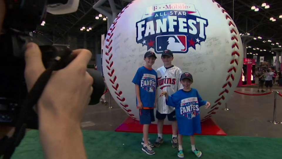 Twins set to host 2014 FanFest