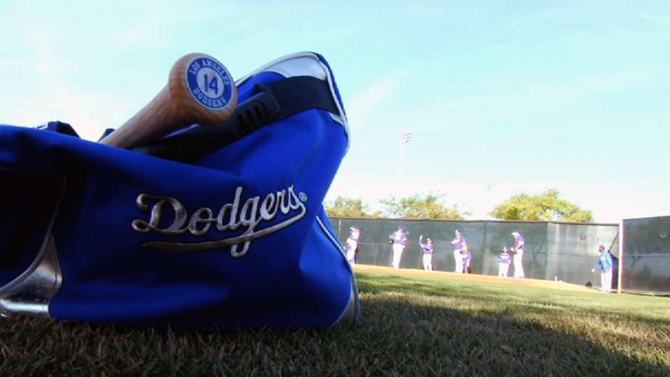 Dodgers continue preparation