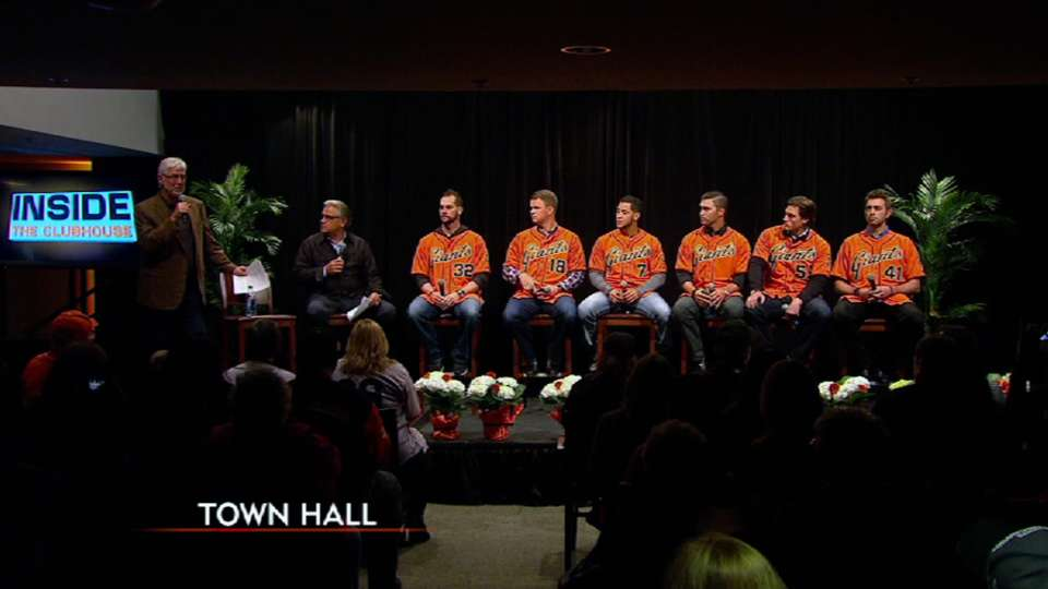ITC: The Town Hall Meeting 2014