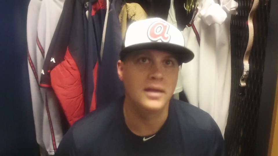 Medlen, Minor excited for 2014