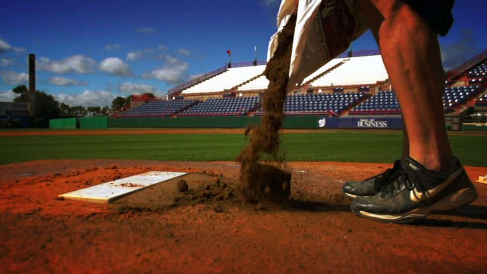 Nats' pitchers, catchers report
