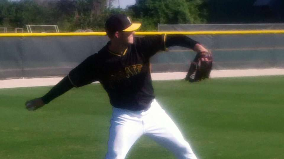 Taillon's 2014 outlook