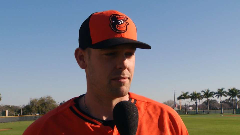 Wieters on O's in early spring