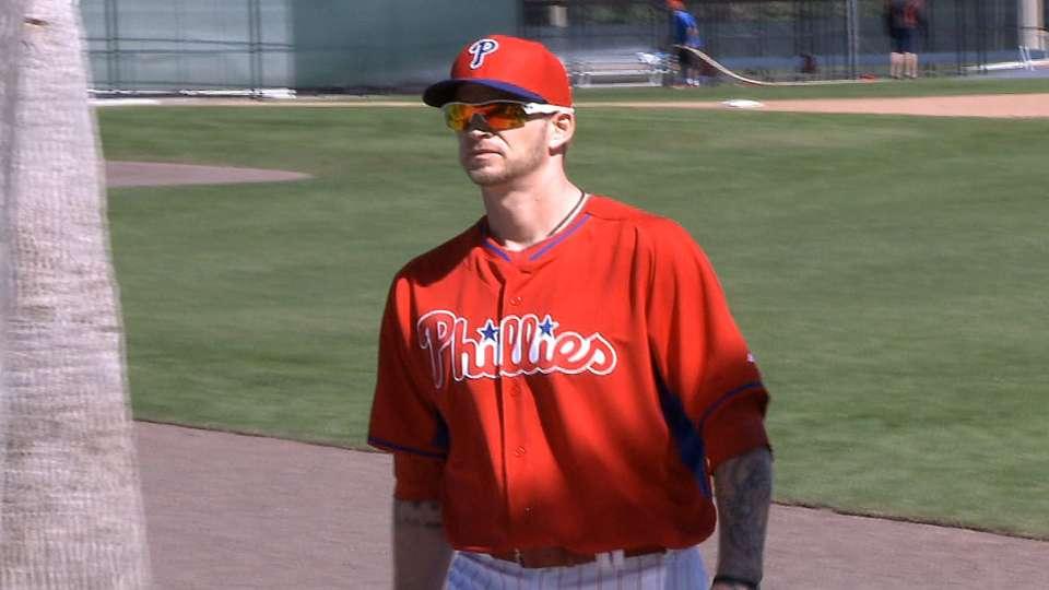 Phillies introduce Burnett