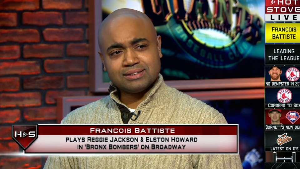 Francois Battiste talks Broadway