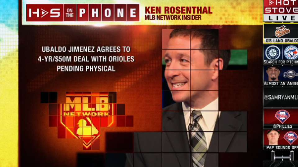 Rosenthal on Leading the League