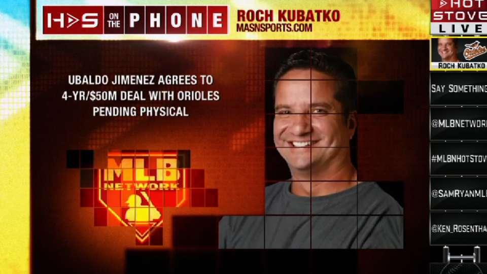 Roch Kubatko talks Orioles