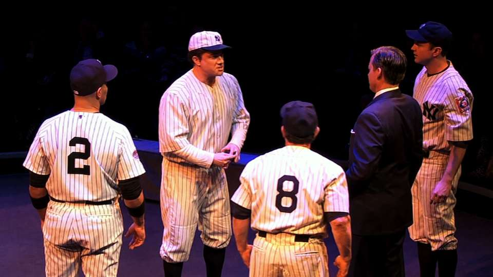 'Bronx Bombers' on Broadway