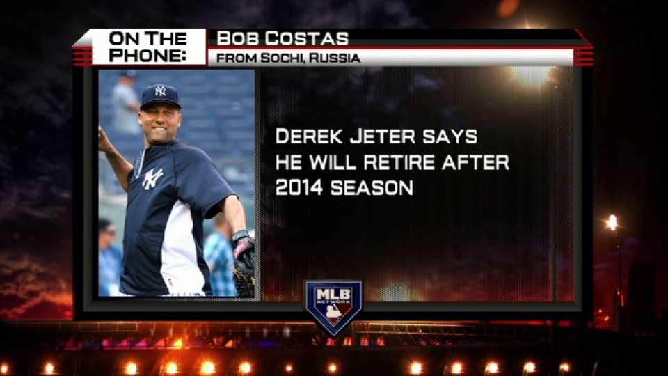 Costas on Jeter's retirement