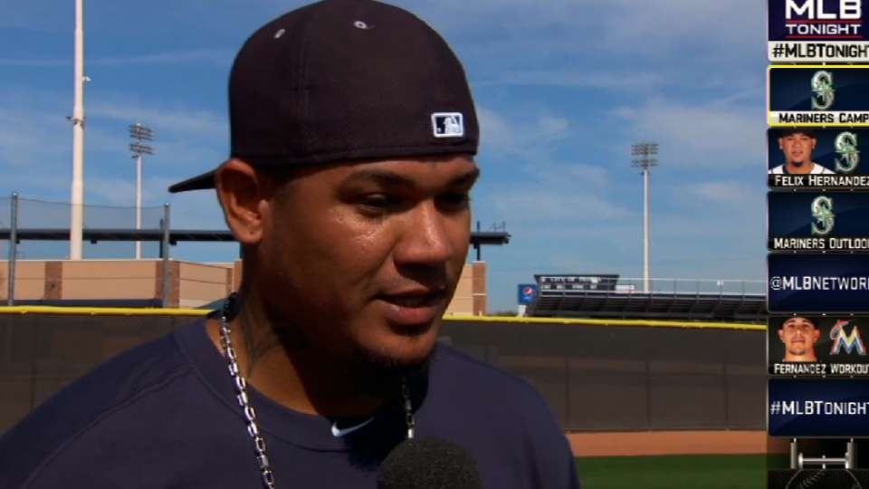 Hernandez on Mariners' offseason