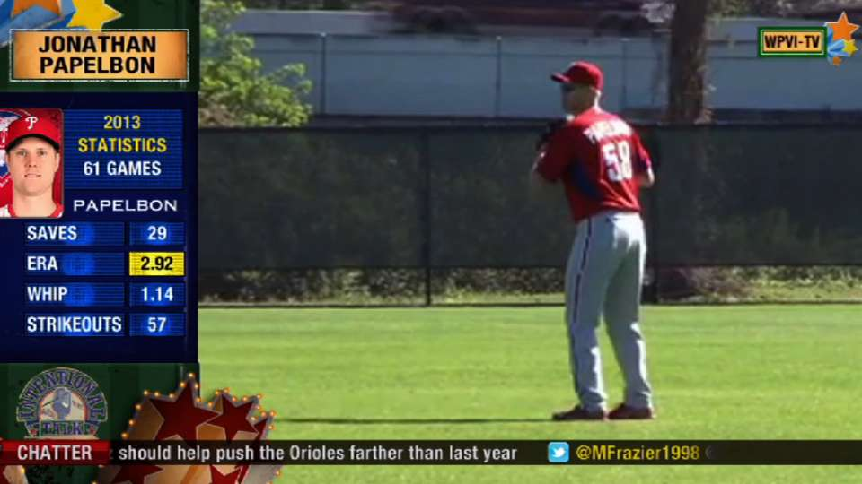 Camping Out: Phillies