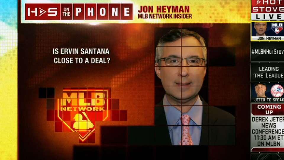 Jon Heyman calls into Hot Stove